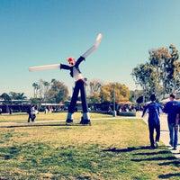Photo taken at Orange Coast College by Allie S. on 2/26/2013