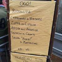 Photo taken at Osteria Trombicche by Marcello I. on 5/31/2014