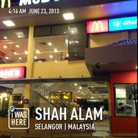 Photo taken at McDonald's by Faiz A. on 6/22/2013