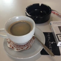 "Снимок сделан в Гранд-бистро ""Perlanera"" пользователем Gleb G. 3/13/2014"