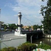Photo taken at Phan Fa Lilat Bridge by Kayasit H. on 10/22/2012