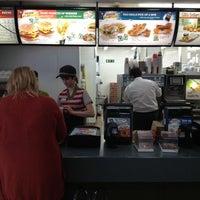Photo taken at McDonald's by Aidar M. on 4/7/2013