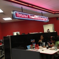 Photo taken at Steak 'n Shake by Kato on 2/16/2013