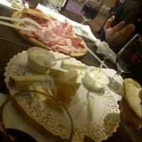 Photo taken at Bar La Linea by CANAN M. on 3/30/2013