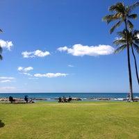 Photo taken at Ko Olina Resort by Ty S. on 10/13/2012