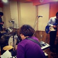 Photo taken at Music Man Sound Studio by Teruyoshi K. on 9/11/2013