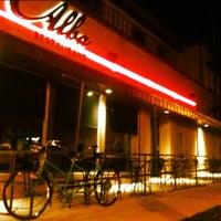 Photo taken at Alba Restaurant by Eric K. on 11/4/2012
