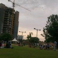 Photo taken at 6 April Park by Qusai A. on 7/31/2013