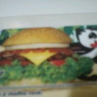 Photo taken at Panda's Burguer by Valentina O. on 11/4/2012