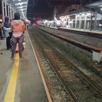 Photo taken at Stasiun Cilebut by Anne A. on 1/10/2018
