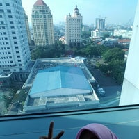 Photo taken at Gedung Djuanda I by Anne A. on 9/13/2016