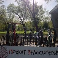 Photo taken at Прокат велосипедов by Дмитрий В. on 5/2/2013