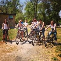 Photo taken at Прокат велосипедов by Дмитрий В. on 5/5/2013