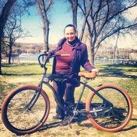 Photo taken at Прокат велосипедов by Дмитрий В. on 4/15/2013