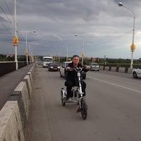 Photo taken at Прокат велосипедов by Дмитрий В. on 9/15/2013