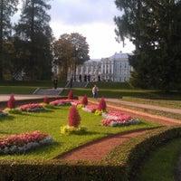 Снимок сделан в Государственный музей-заповедник «Царское Село» пользователем Katusha S. 10/3/2012