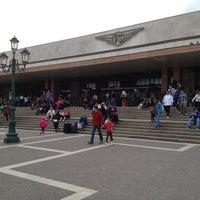 Photo taken at Venezia Santa Lucia Railway Station (XVQ) by Alberto C. on 4/27/2013