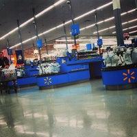 Photo taken at Walmart Supercenter by Josh S. on 4/23/2013