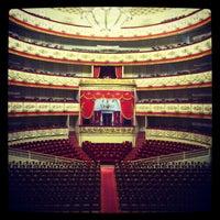 Снимок сделан в Александринский театр пользователем Ksusha S. 4/17/2013