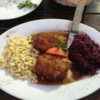 Photo taken at Old Heidelberg German Restaurant by Jeff on 7/25/2013