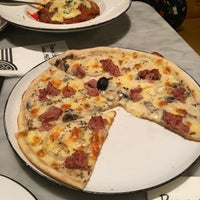 Photo taken at Pizza Express by Lucy T. on 2/11/2017
