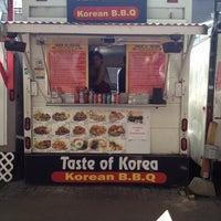 Photo taken at Taste Of Korea by Nikko P. on 5/14/2014
