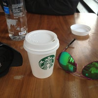 Photo taken at Starbucks by Angelika B. on 5/5/2013