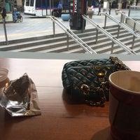 Photo taken at Starbucks by Angelika B. on 11/13/2013