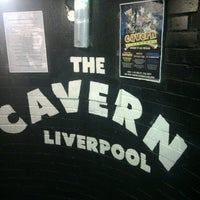 Photo taken at The Cavern Club by Alistair S. on 12/6/2012