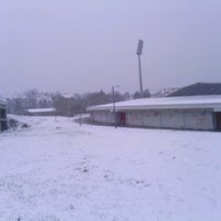 "Photo taken at Stadion ""Rajko Mitić"" by Mladen I. on 12/8/2012"