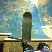 Photo taken at Suicide Skate Park by rusbs on 7/22/2014