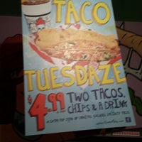 Photo taken at Tijuana Flats by Tim K. on 11/26/2013