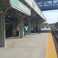 Photo taken at Tri-Rail - Boca Raton Station by Tim K. on 9/15/2013