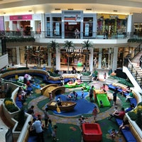 Photo taken at The Mall at Wellington Green by Tim K. on 5/27/2013