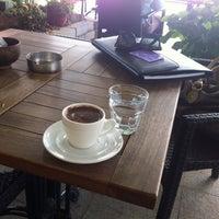 Photo taken at Cafe Keyf by Elif K. on 6/4/2013