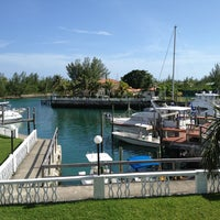 Photo taken at Ocean Reef Yacht Club And Resort by Jen on 7/24/2013