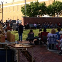 Photo taken at Downtown Longview by j w. on 4/5/2013