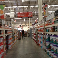 Photo taken at The Home Depot by Laura G. on 5/6/2013
