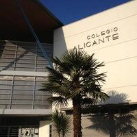 Foto tomada en Colegio Alicante de Maipu por Edison R. el 4/11/2013