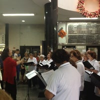Photo taken at Center São Bento by Renata L. on 12/11/2012