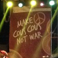 Foto scattata a Cous Cous Fest da Sara M. il 9/27/2014