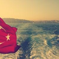 Photo taken at Besiktas - Uskudar Boat by Süleyman D. on 9/14/2012