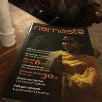 Снимок сделан в Namaste пользователем Natalia G. 1/6/2017