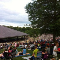 Photo taken at Blossom Music Center by J L. on 7/4/2013