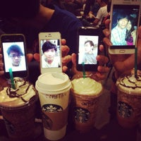 Photo taken at Starbucks by Sp D. on 3/9/2013