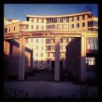 Photo taken at Балтийская академия туризма и предпринимательства (БАТиП) by ♎Klavdia🐼 G. on 10/27/2012