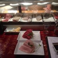 Photo taken at Hamakaze Sushi & Izakaya by tori r. on 1/26/2014