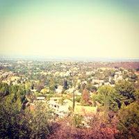 Photo taken at Topanga Canyon Lookout by tori r. on 4/21/2014
