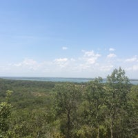 Photo taken at Cedar Ridge Preserve by Patricia on 8/16/2014