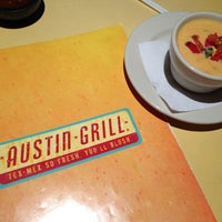 Photo taken at Austin Grill by Brian K. on 10/18/2012
